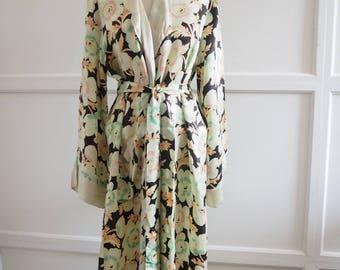 1920s 20s print kimono