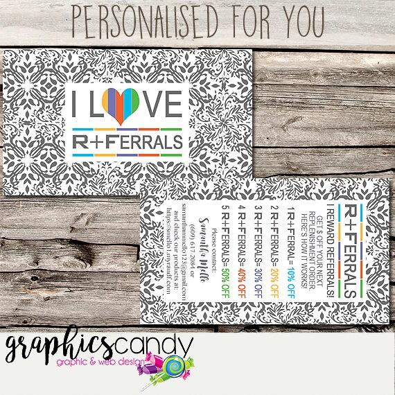 Rodan fields referral card marketing business card size il570xn colourmoves