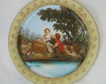 Renaissance Decorative Plate