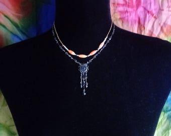 Lot of 2  Vintage Necklaces