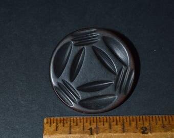Large Bakelite Button