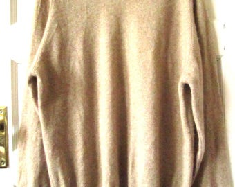 Men's Saks Fifth Avenue Cashmere Sweater, L - XL