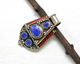 Boho chic jewelry ,Bohemian pendant , DIY , fashion hippy hippie