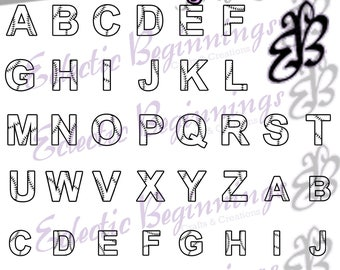 Font TTF OTF Files-Baseball Softball Letters Alphabet Printables Invitations Graphics Scrapbook Bulletin Boards Projects