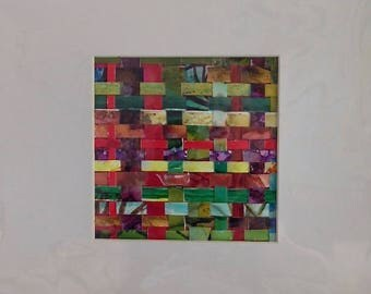 WOVEN ALCOHOL INK 3