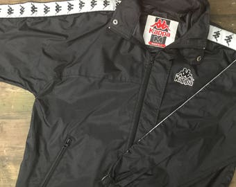 Kappa 90s Packable Windbreaker Jacket