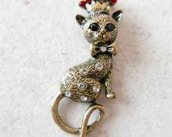 Necklace Royal cat