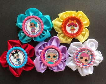 LOL Surprise Dolls HairClips