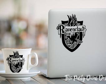 HARRY POTTER Vinyl Decal - Ravenclaw House Crest
