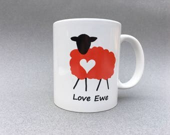 Love Ewe Mug