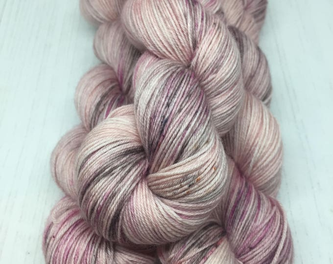 Ashes of Roses   - 100grams 100% Merino and Nylon  4 ply wool