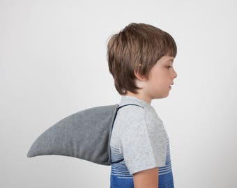 Shark Fin Cosplay Accessory, For Girls Boys Toddlers, Unisex Adults Cosplay