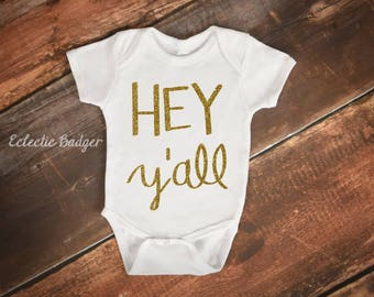Southern baby etsy newborn coming home outfit texas baby southern baby baby girl clothes baby negle Images