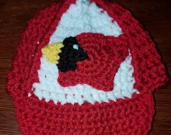 Cardinals Baseball Cap for Newborns and Babies