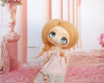 "Doll ""Morning in Paris"""
