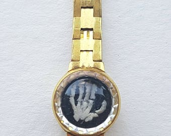 gold watch dick pic