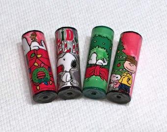 Christmas Paper Bead Set - Peanuts Characters