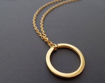 Gold Lanyard - Simple ID Badge Holder - Eyeglasses Chain - Eyeglasses Holder - Eyeglasses Leash
