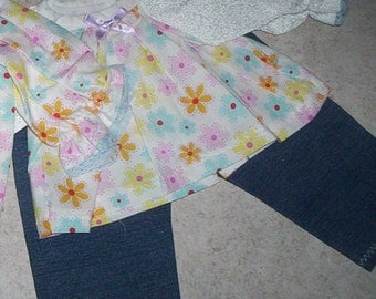 "A.G. 18"" DOLL Pant Sets .. CLEARANCE  ** Fits all 18"" dolls! Preemies Too!"