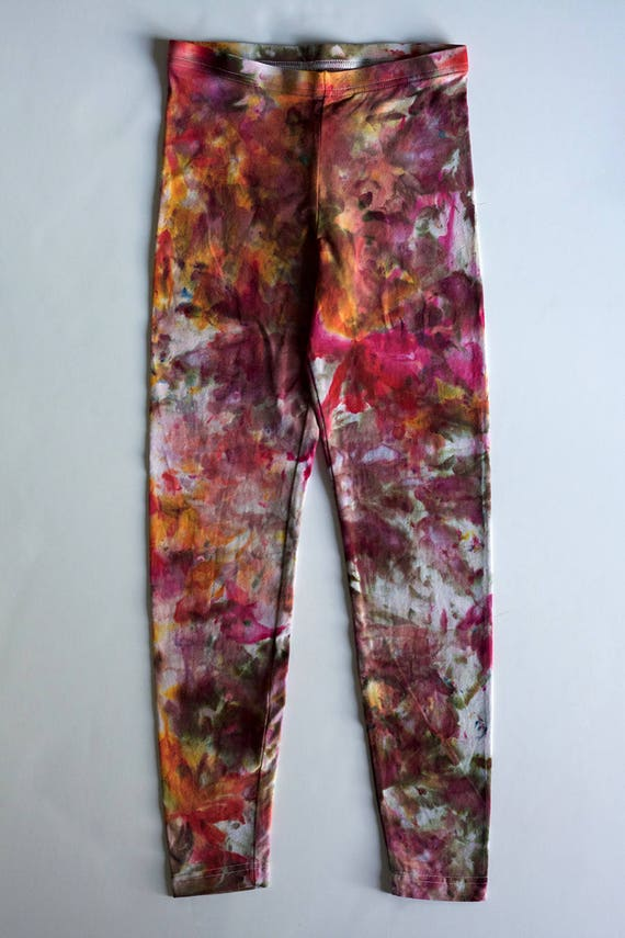 S Floral Leggings