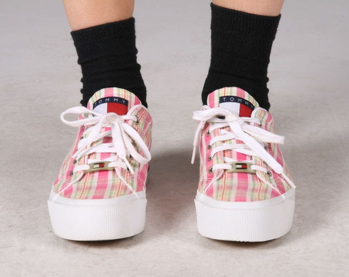 Pliad Tommy Hilfiger Canvas Sneakers