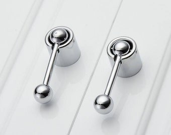 Simple  Small Drawer Knobs Dresser Knob Cabinet Knobs Modern Furniture Handle Hardware  8058