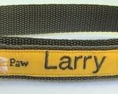 HandinPaw personalized collar