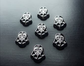 Darth Vador Floating Charm for Floating Lockets-Star Wars Charm-Gift Idea