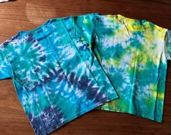 Toddle Tie Dye Size 6 Kids Shirt Tee