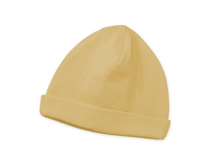 Newborn Baby Boy Hat, Infant Baby Hat, Baby Hat Boys Girls, Baby Boy Beanies, Baby Girl Beanies, Mustard Yellow, Tesa Babe CP630MD000000