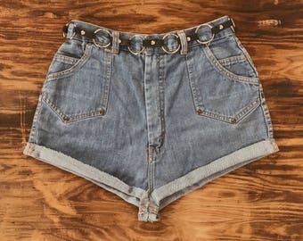 Summer of '69 vintage denim shorts