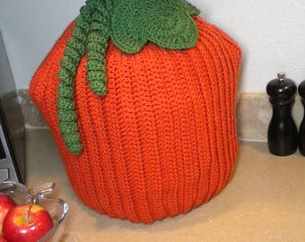 Pumpkin Instant Pot Cover Pattern
