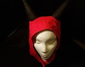 Vintage Handmade Devil Hat