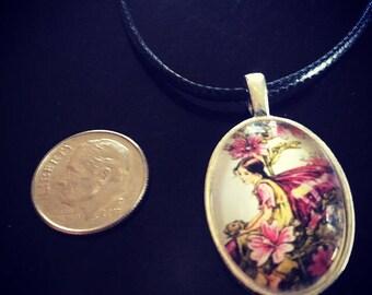 Flower Fairies necklace