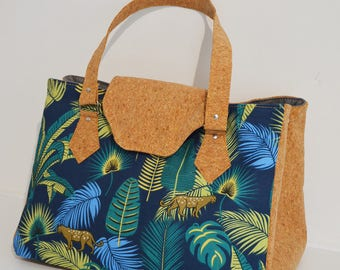 KARLIE Tropical purse