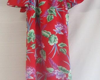 Hilo Hatties  Made in Hawaii Size M Muu Muu