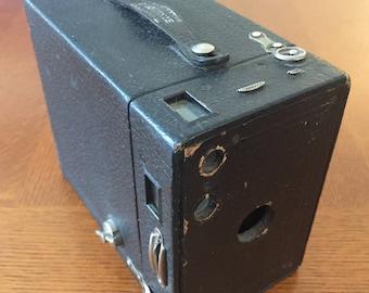 Kodak No. 2A model B Brownie Box Camera