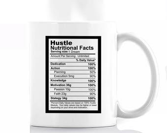 Hustle Nutrition Coffee Mug