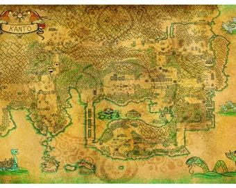 Pokemon Maps