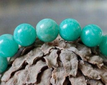 Turquoise Amazonite Beads