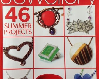 Making Jewellery Magazine Issue 82 Summer 2015 Silver Clay Silversmithing Fimo