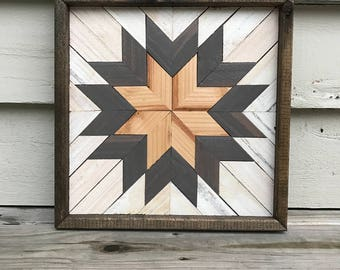 Wood Wall Art  Wood Wall Decor  Wood Art  Geometric Wood Wall Art