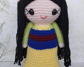 Mulan Doll