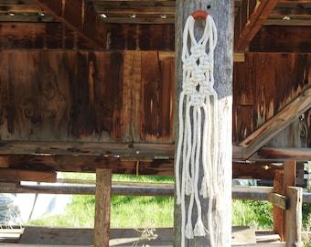 Macrame Door Handle Hanging