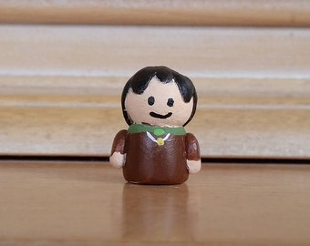 Frodo Clay Mini-figure / LOTR / Lord of the Rings
