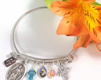Bangle Bracelet, Charmed