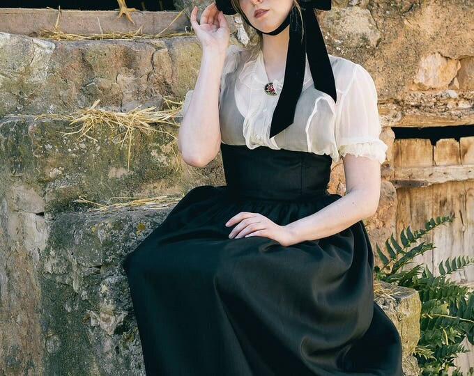 Featured listing image: Classic Lolita Chiffon blouse