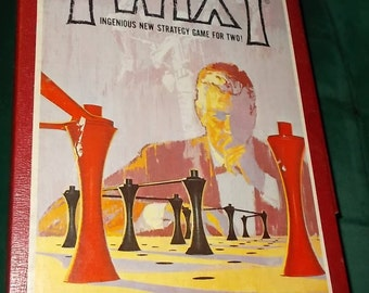 3M Bookshelf Game Twixt Strategy Game Board Game Avalon Hill Game Vintage Board Game