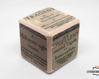 Writer's Block: Shakespeare (Version 2)