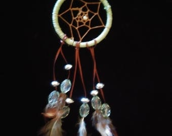 Small handwrapped dreamcatchers
